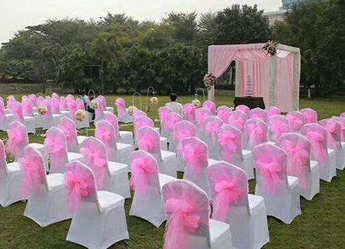 婚礼酒店椅