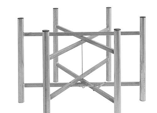 铝合金台架支架