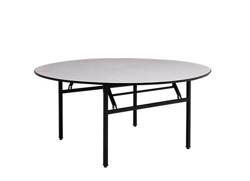 铝合金圆桌