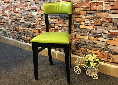 彩色包布酒店椅