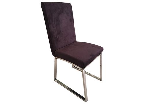 平管不锈钢酒店椅