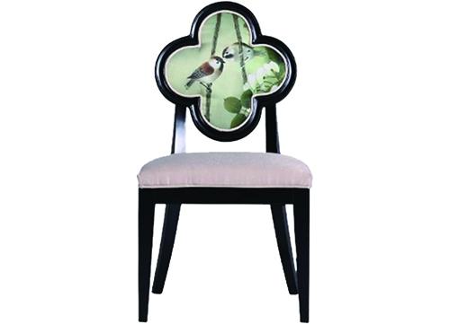 梅花椅酒店椅