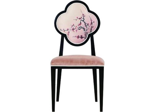 广西中式梅花椅酒店椅