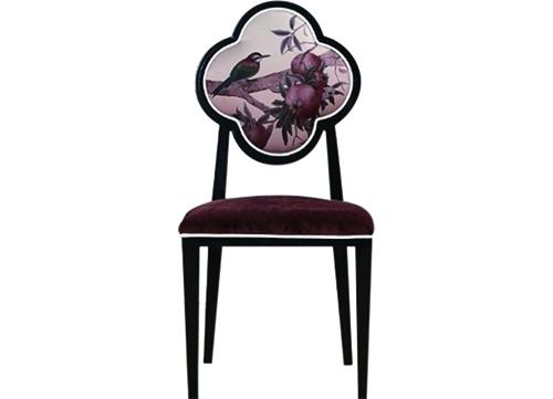 古典风格酒店椅
