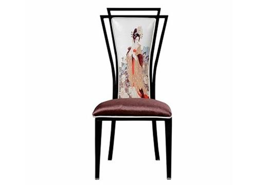 古典主题餐厅椅