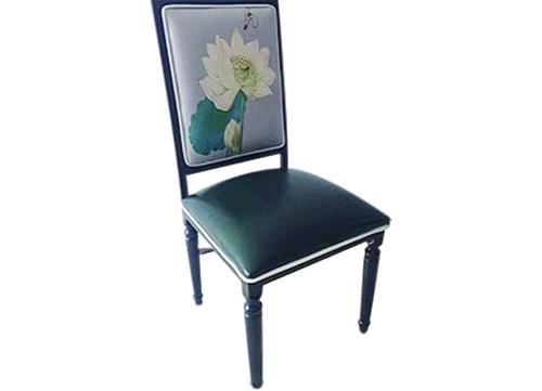 广西中式靠背椅