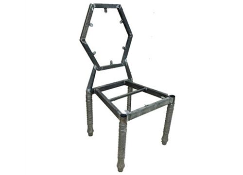 竹节椅白胚