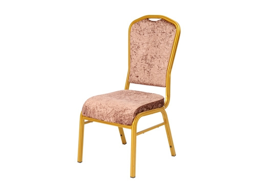 高档铝合金酒店椅