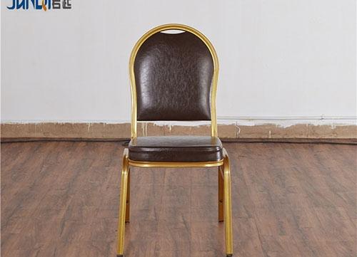 海南真皮餐厅椅