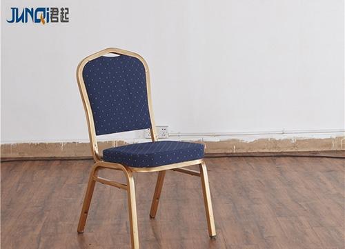 星空蓝铁椅